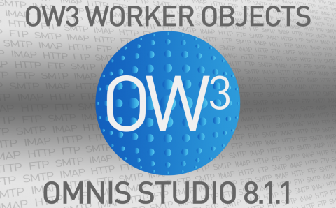 New Worker Objects provide powerful Web & Email comms in Studio 8.1.1