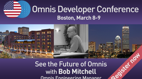 See the Future of Omnis at US Developer Conference