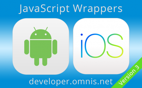 Create JavaScript Apps for Android and iOS with the JavaScript Wrappers